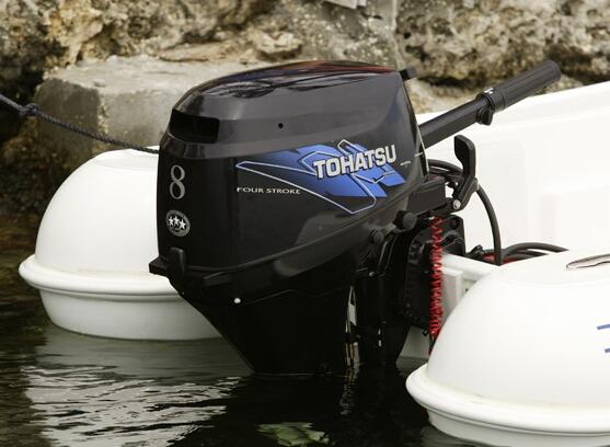 Проверка законности ввоза двигателей Tohatsu
