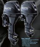 Новая модификация Tohatsu MF 25/MF 30