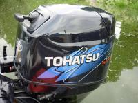 Мотор Tohatsu MFS 30 B. Сравнительное тестирование с другими двигателями 30 л.с. : Evinrude, Yamaha, Honda, Mercury