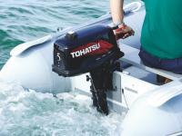 Обкатка карбюраторных лодочных моторов Tohatsu