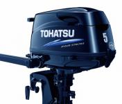Новые моторы Tohatsu в 2011 году